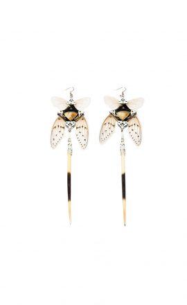 Harem Oniyuri earrings