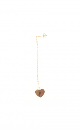Mini Heart Earring