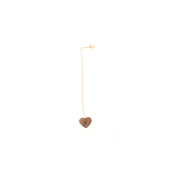 Mini Heart Earring