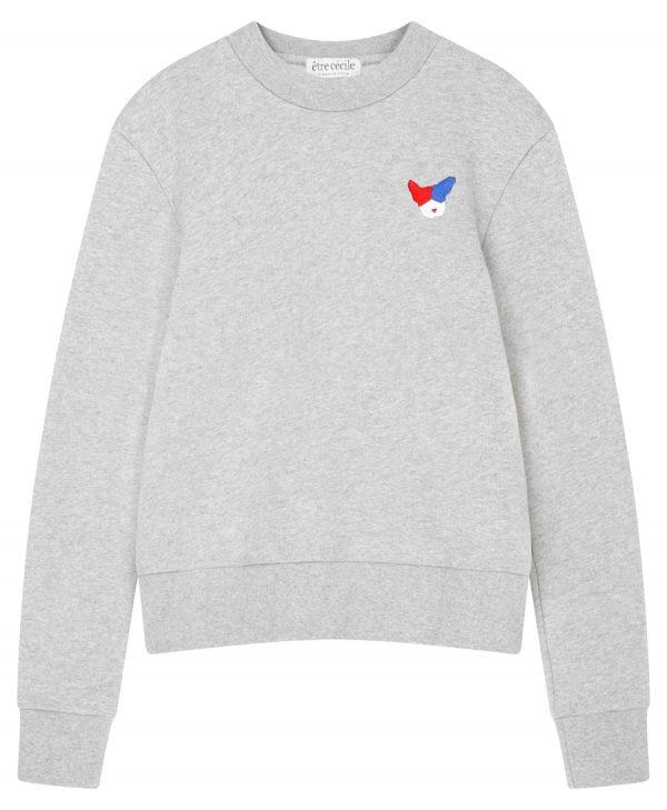 Slim Fit Sweatshirt
