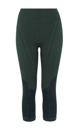 Stride Leggings - Dark Green