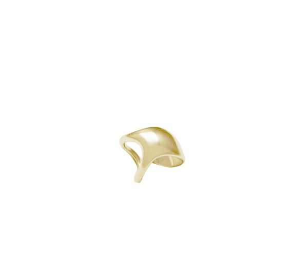 Shark Ring Gold