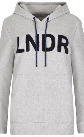 Grey LNDR Hoodie