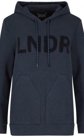Navy LNDR Hoodie