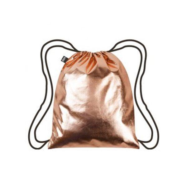 Backpack Metallic Rose Gold