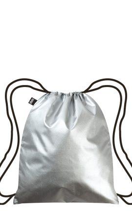 Backpack Metallic Silver