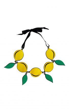 Lemons Necklace