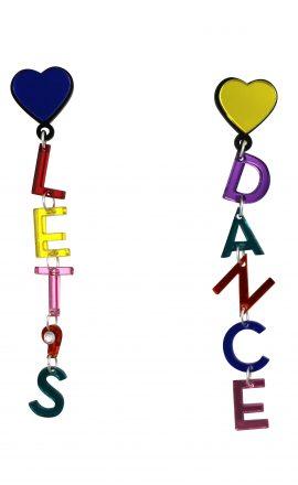 Let's Dance Earrings