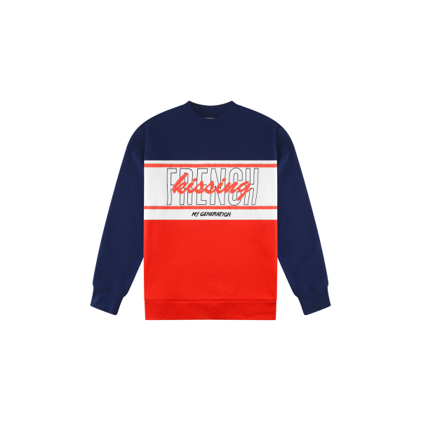 French Kissing Sweat