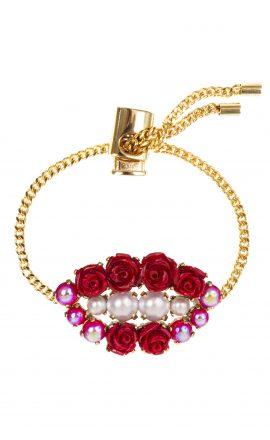 Blossom Lips Bracelet