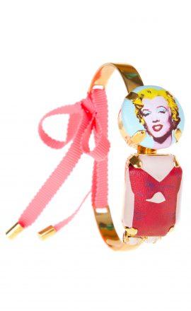 Monroe Ribbon Bracelet