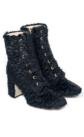Ally Furry Black