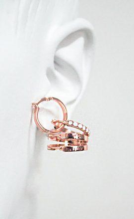 Earring 001 Rose