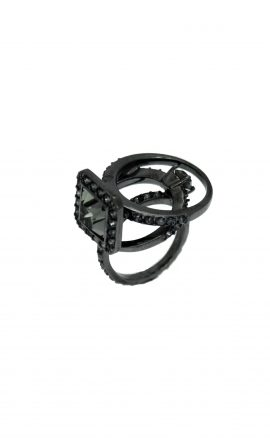 Ring 003 Black