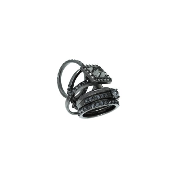 Ring 006 Black