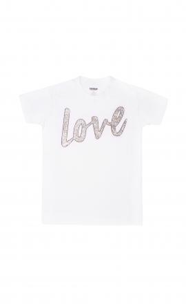 Love Glow White