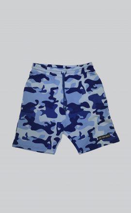 Short Camo Blue