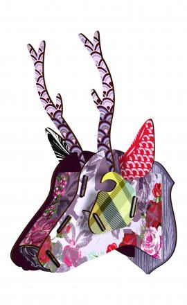 Trophy Deer Gentle Roe