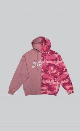 Hoodie Mix Pink