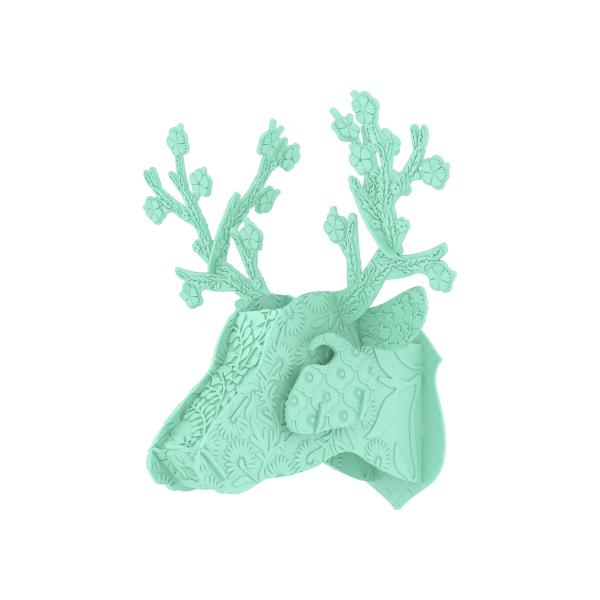Plain Deer Marshmellow