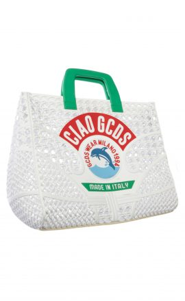Ciao Bag White