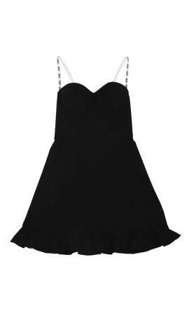 Bustier Dress Black