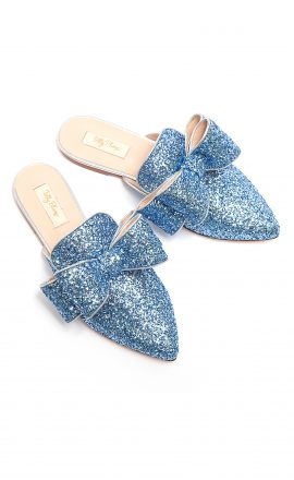 Betty Bow Blue