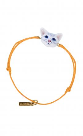 White Cat Charm