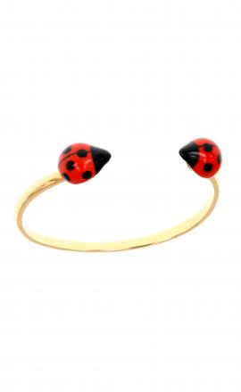 Ladybug Cuff