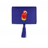 Blue Parrot Bag