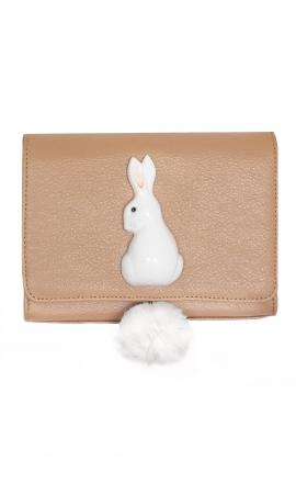 Pink Rabbit Bag
