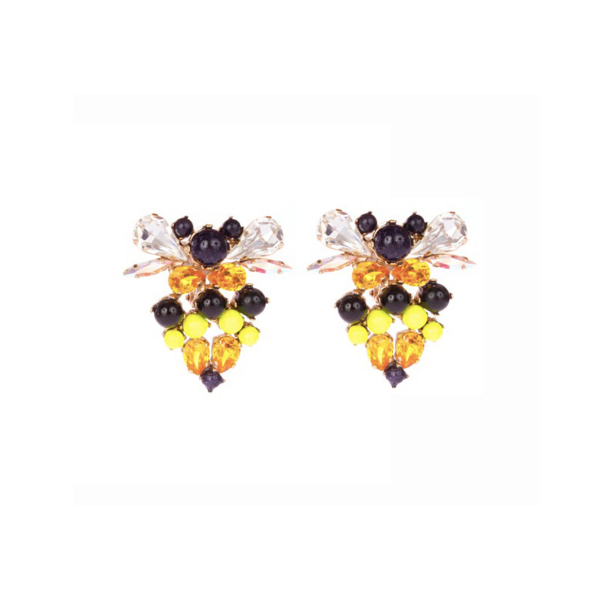 Earrings Bee