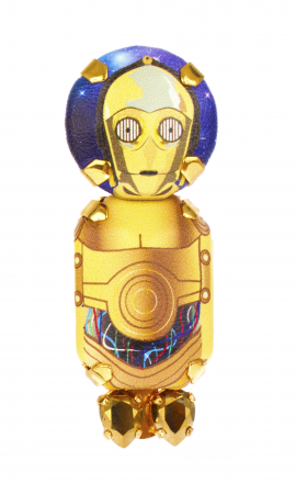 Brooch C3PO