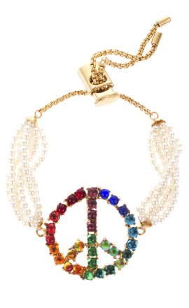 Bracelet Peace Rainbow