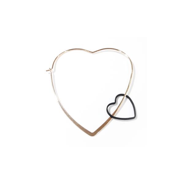 Hearty Earring