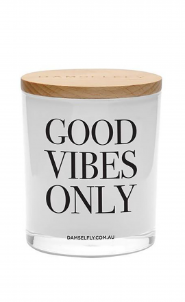 Candle Good Vibes Only (XL)