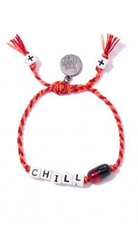 Bracelet Chill Pill
