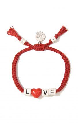 Bracelet Love Heart