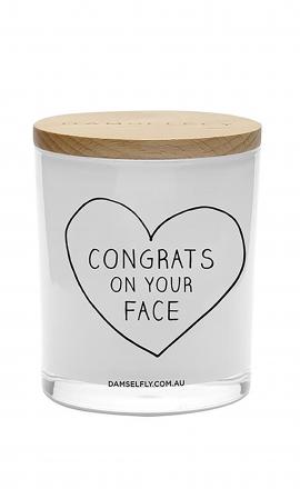 Candle Congrats