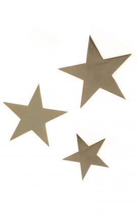 Brooch Stars