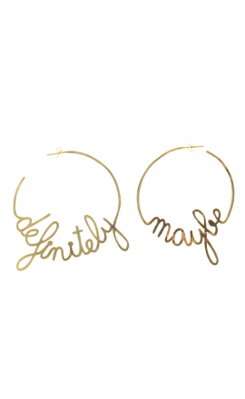 Earrings Maybe