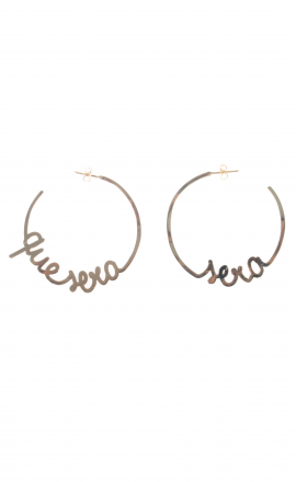 Earrings Que Sera