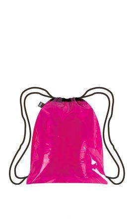 Backpack Transparent Pink
