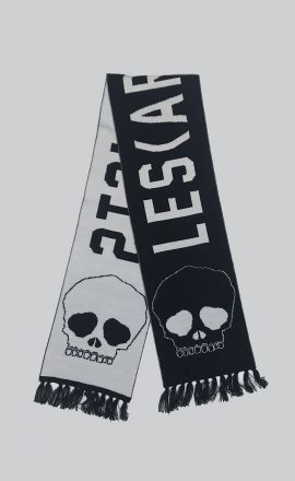 Scarf Saint Black