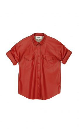 Seymour Shirt Red