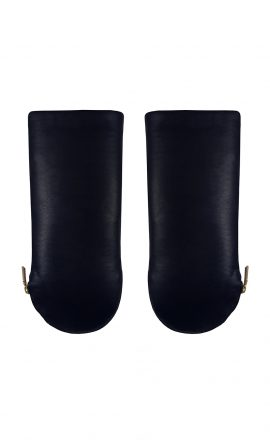 Gloves A136 Navy Orange
