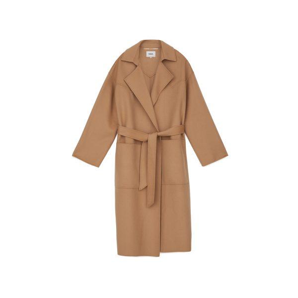 Alamo Coat Camel