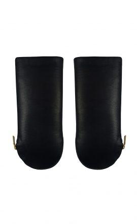 Gloves A136 Black Black