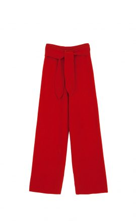 Tigre Pants Red