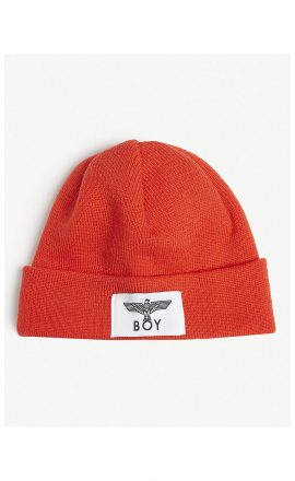 Boy Hat Red